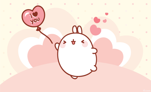 Little bunbun of love!~
