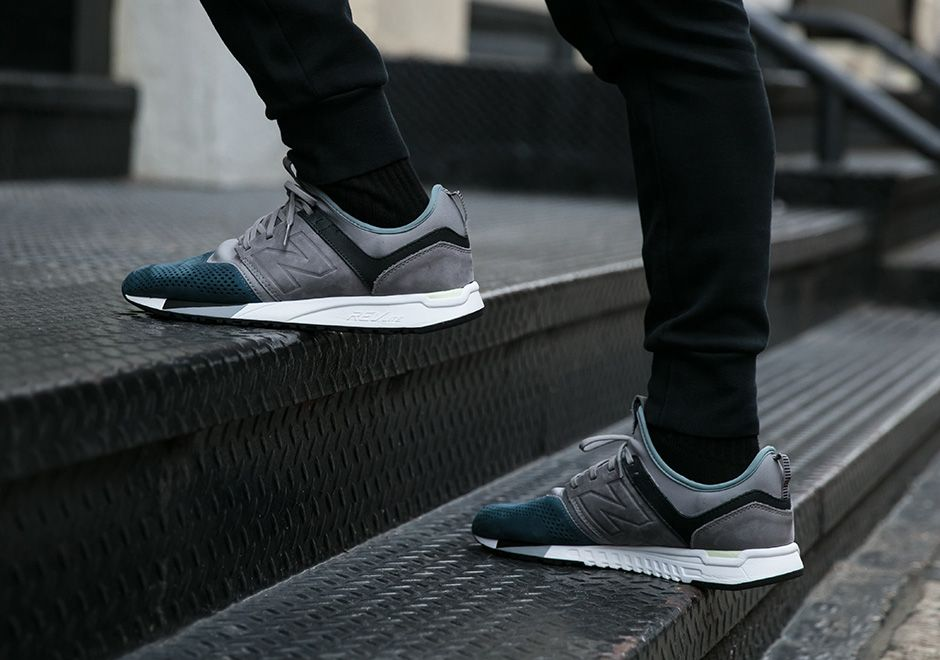 Image Result For New Balance 247 Luxe Sneakers Sneakers Men Fashion New Balance Sneakers