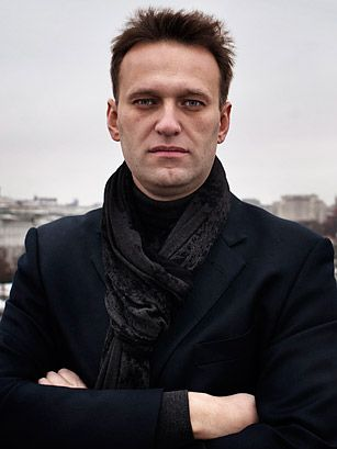 Alexei Navalny - The World's 100 Most Influential People ...