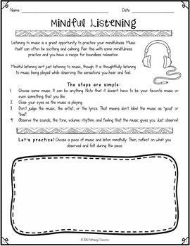 Mindfulness Activities | Aula