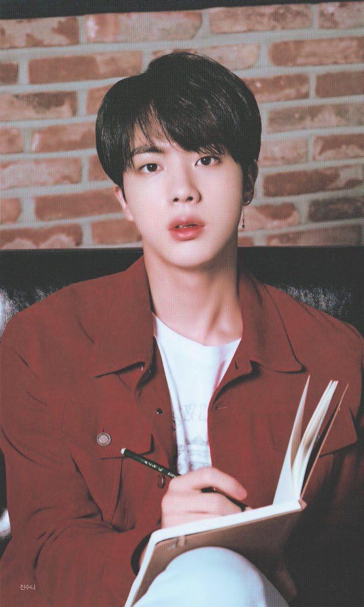 Seokjin Jin Seokjin Cute Orang Lucu Gambar Wajah Orang