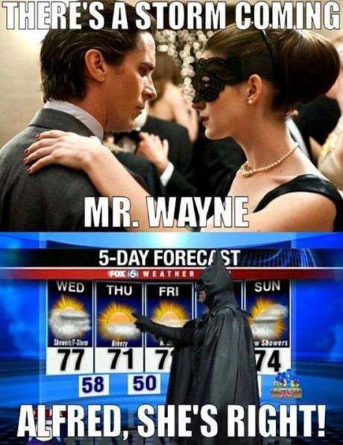 Batman es un loquillo xD