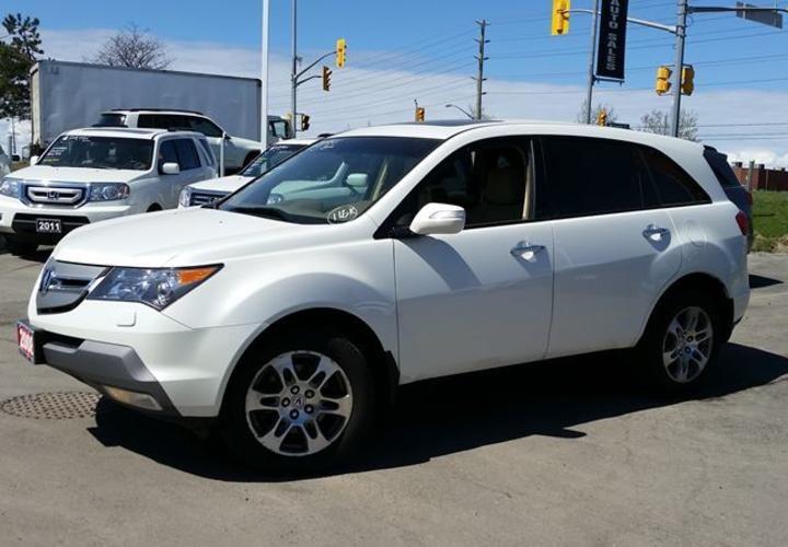 Buy Used Cars Toronto >> Buy Used 2008 Acura Mdx In Toronto Canada Buy Used Acura