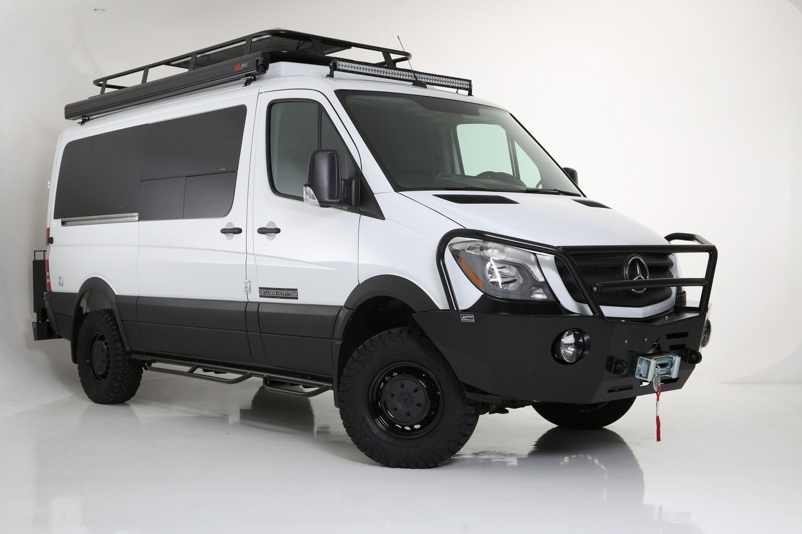 Cars for Sale: Used 2016 Mercedes-Benz Sprinter 4x4 2500 ...