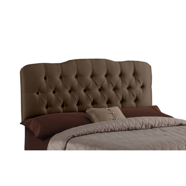 Skyline Furniture Tufted Arch Upholstered Headboard & Reviews ...