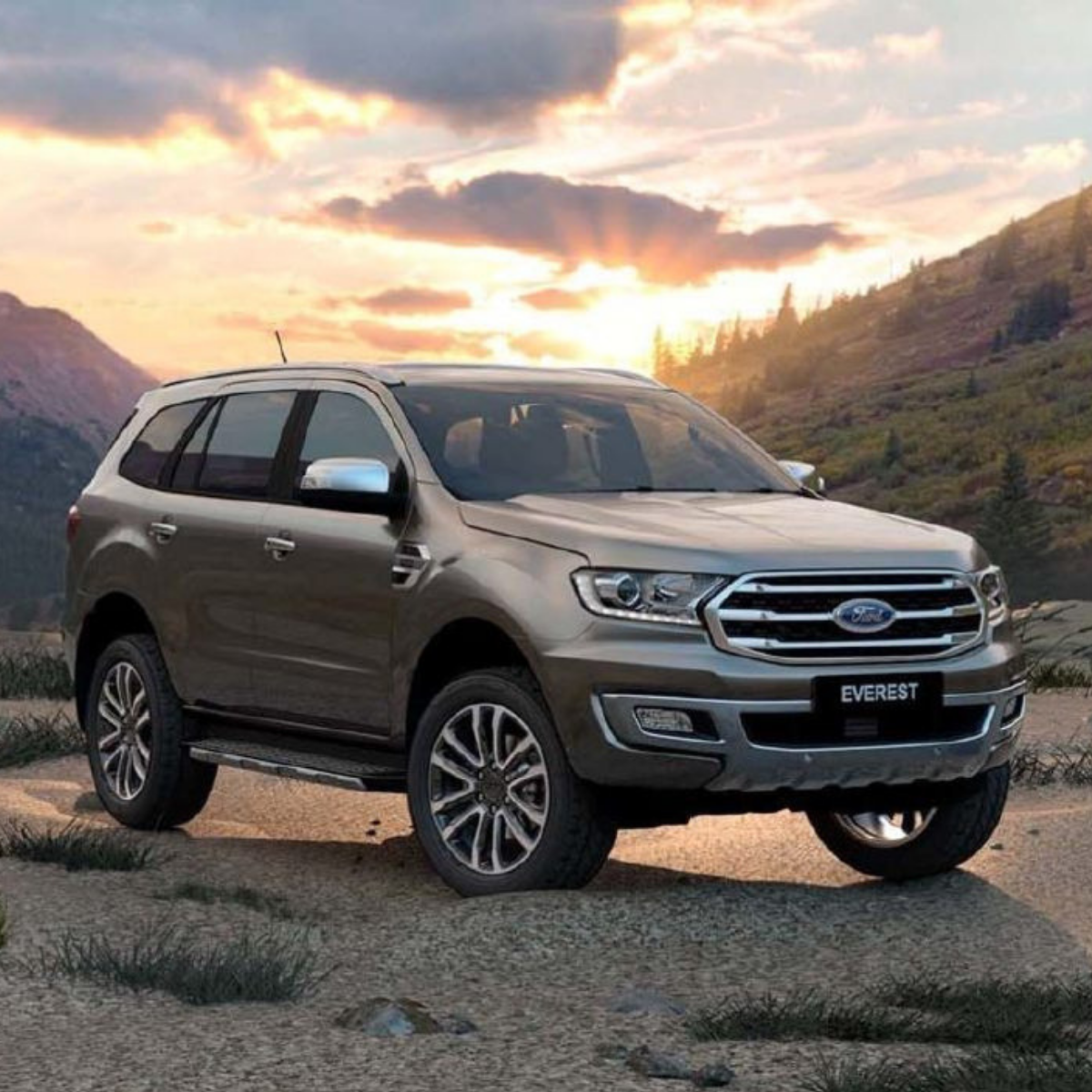 Ford Endeavour Facelift To Be Launching Soon in India | Cars