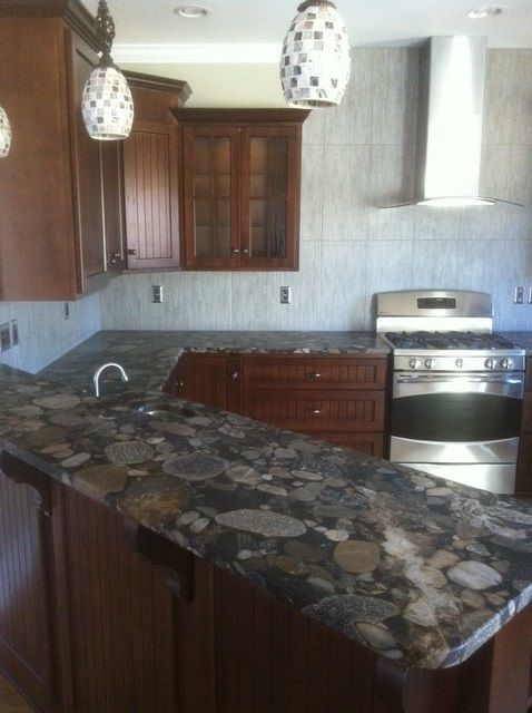 kitchen backsplash 12x24 vertical tile