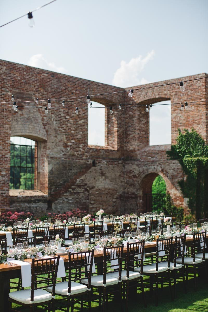 Dreamy Outdoor Wedding at RiverMill Event Centre in