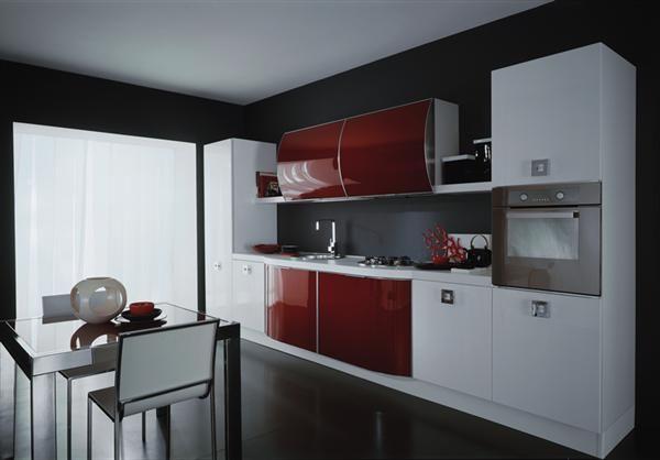 Idee colori pareti cucina bordeaux | kitchen | Pinterest | Interiors