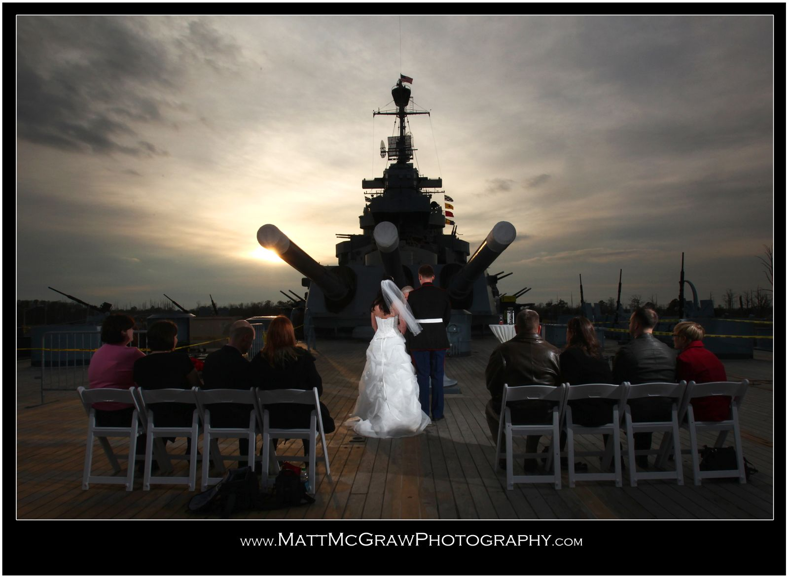 nc battleship wedding venue?