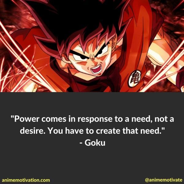 Goku Quotes Image result for goku quotes | Quote | Goku quotes, Quotes, Anime Goku Quotes