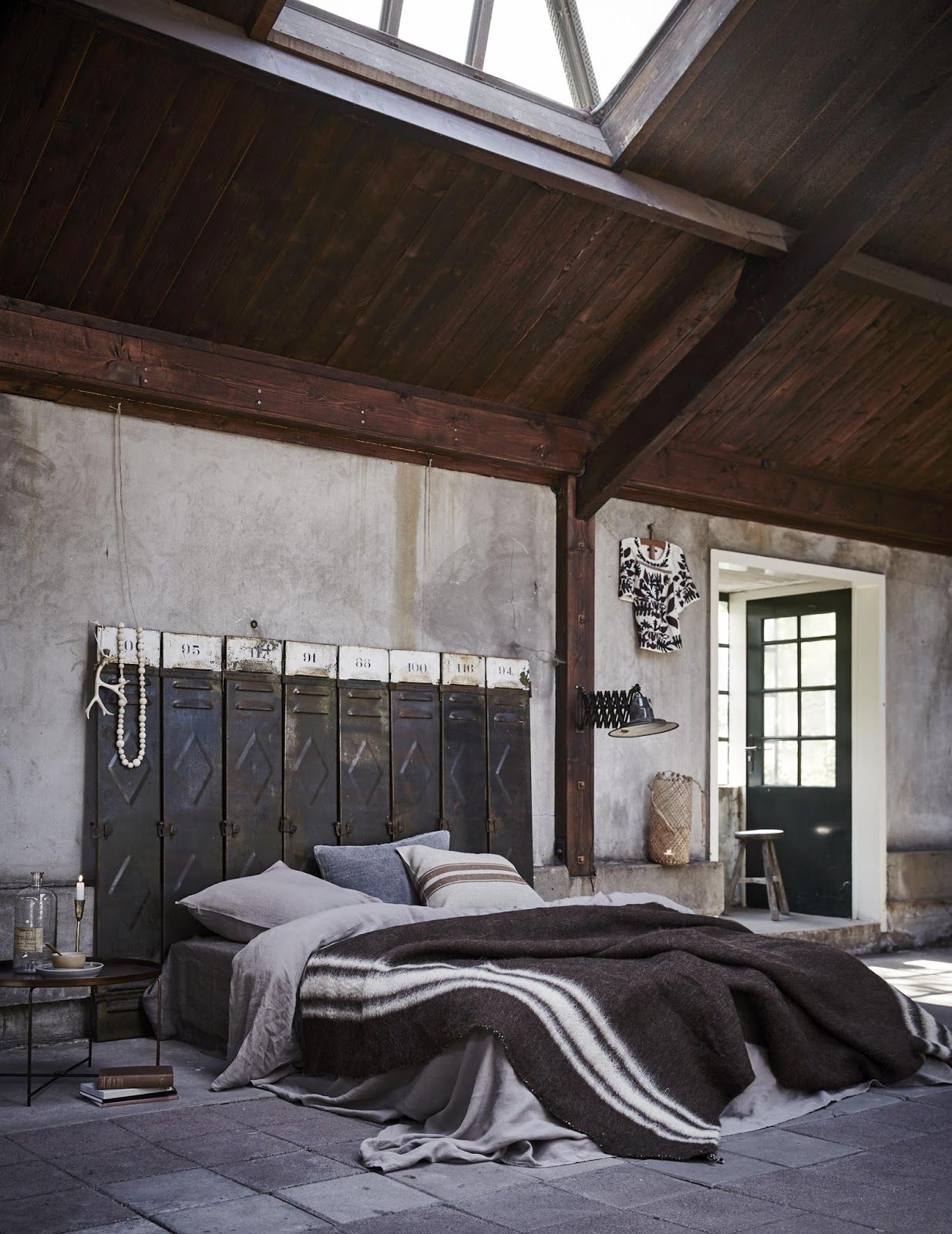 Noël 2015 / Inspirations #8 / Ambiance industrielle / | My Style ...