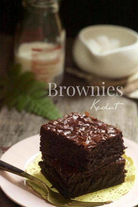 Sana Kedut Sini Kedut Rata Rata Ramai Yang Teruja Dengan Brownies Yang Berkedut Seribu Ini Dan Menjadi Satu Fenome Kue Lezat Makanan Resep Makanan Penutup