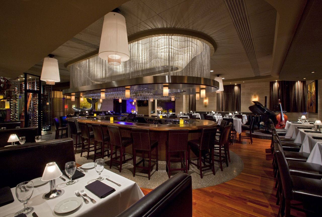 Fine Dining At The New Eddie V S Location In The Scottsdale