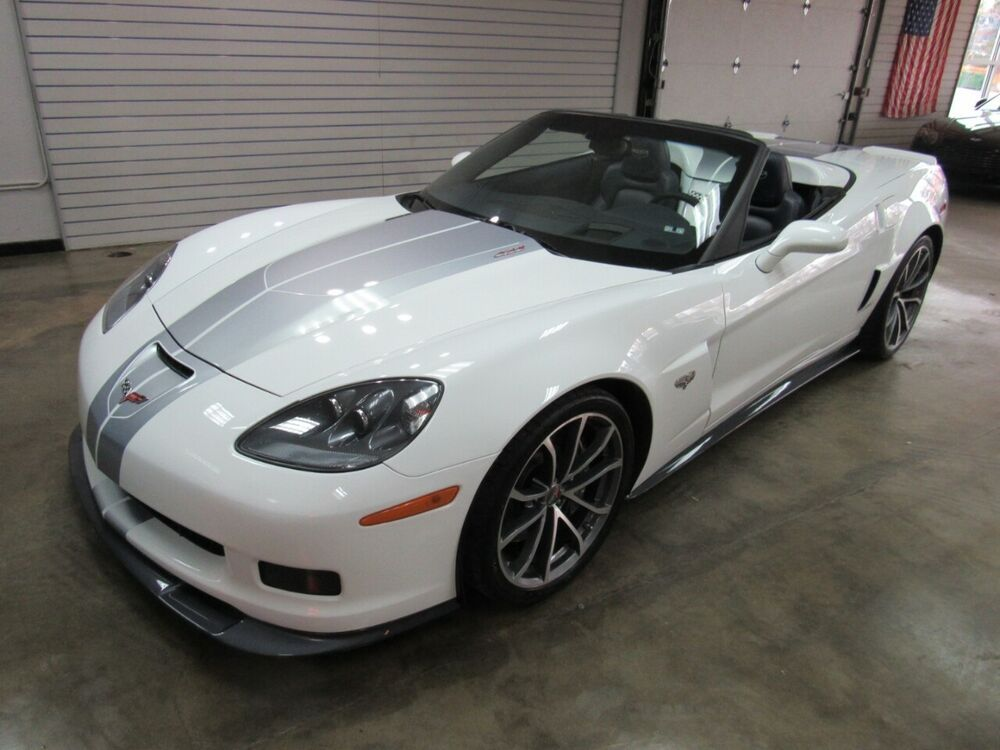 (eBay Advertisement) 2013 Corvette 427 60th Anniversary