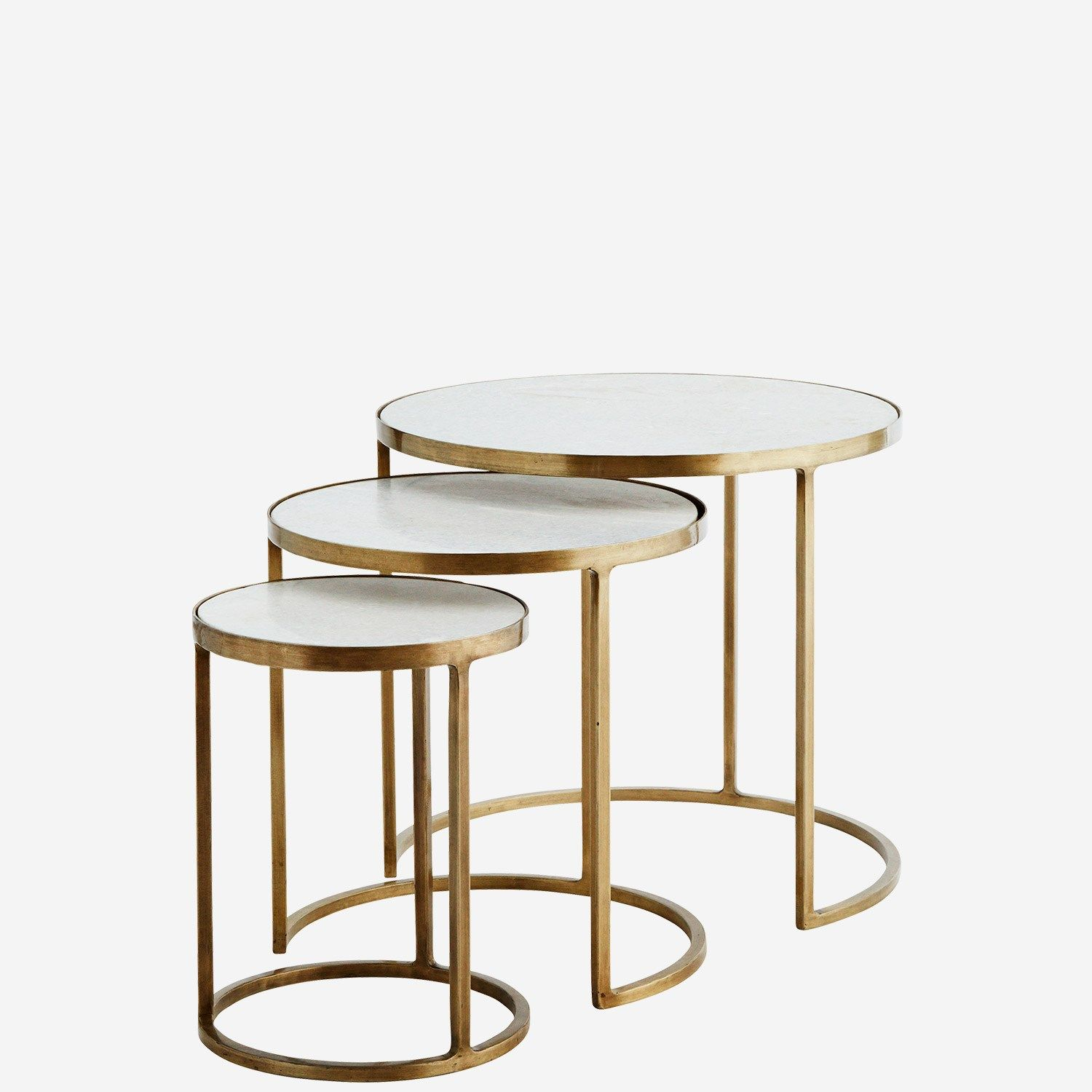 Mesa De Cafe Coffee Table Marble Accent Table Elegant Bedside Tables