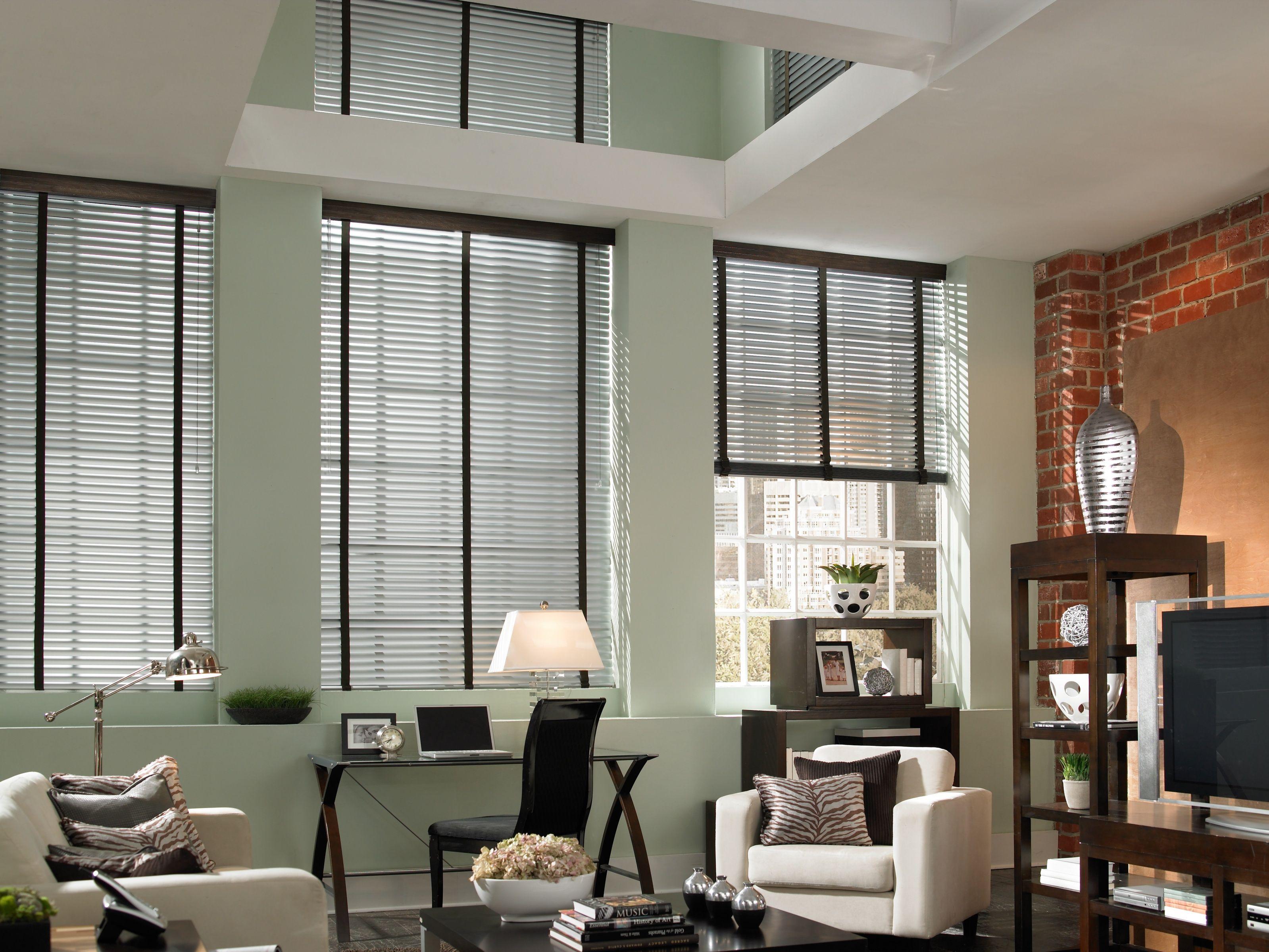 Custom Window Treatments Aluminum Blinds Window Treatments