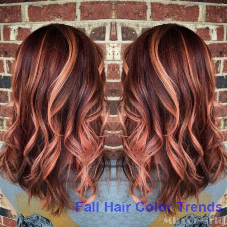 36 Beautiful Rose Gold Hair Color Ideas #fallhaircolors