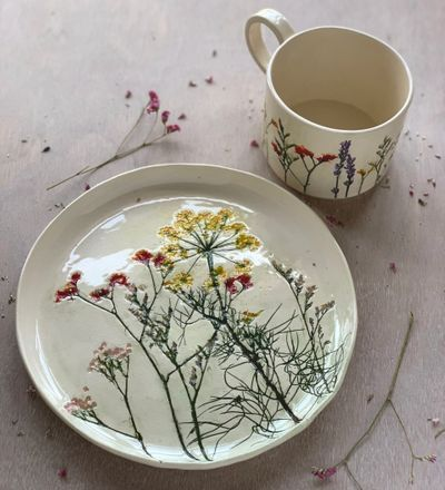 Ceramics | Hessa Al Ajmani #ceramicart Ceramics | Hessa Al Ajmani