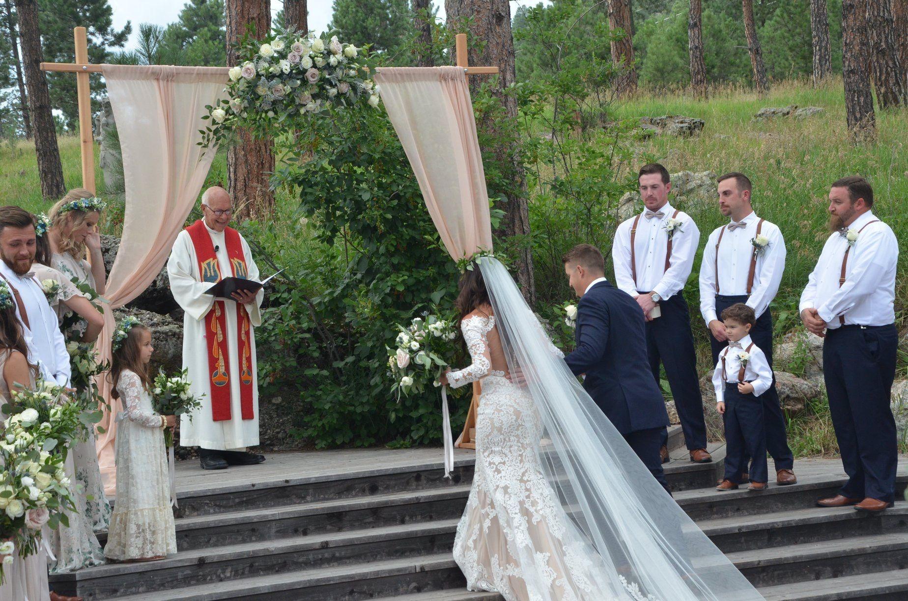Brianna and Cody Destination wedding venues, Outdoor