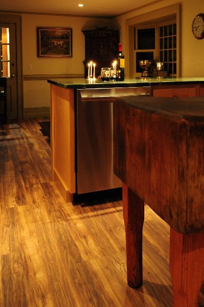 Wecork Flooring Serenity Sunset Acacia Kitchen Home Sweet Home