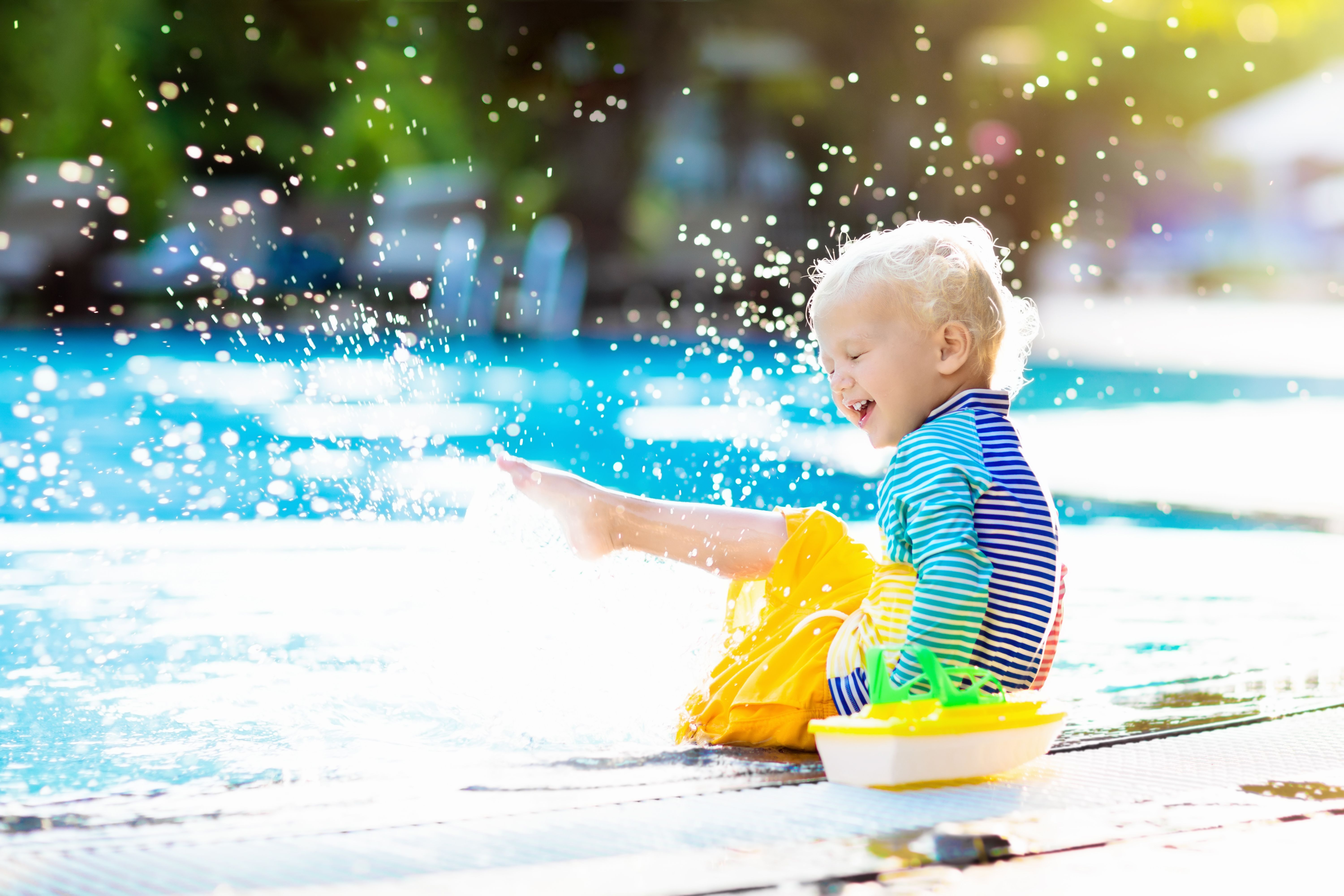 8 Resort Pools with Family Day Passes Diy swimming pool