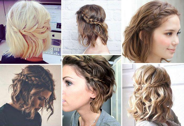 1000+ images about Peinados pelo corto en Pinterest