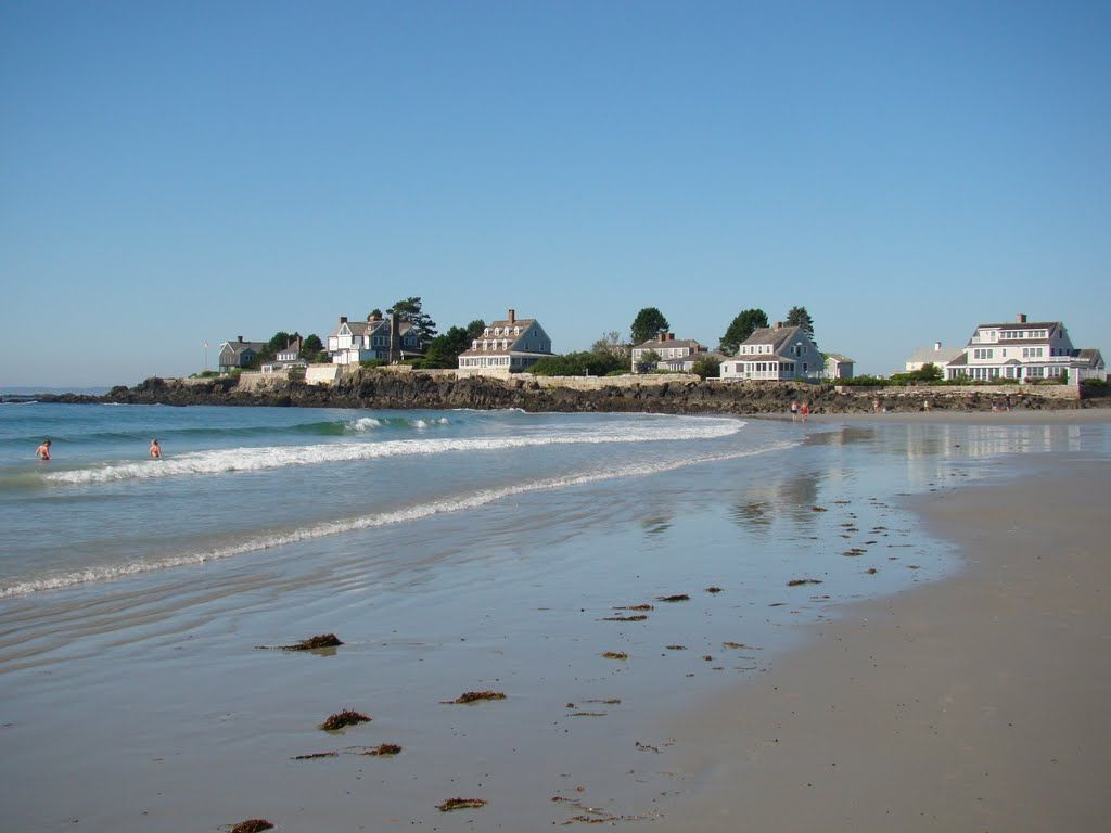 Lord's Point, with Mothers Beach, Kennebunk, ME
