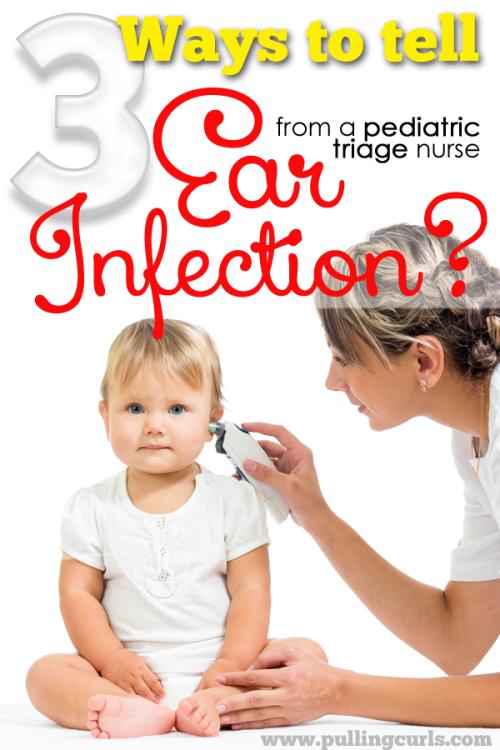 Symptoms of Ear Infection Clip Art