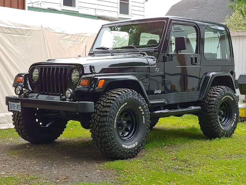 Canadian Tj Eyh Jeep Tj Jeep Cars Jeep Bumpers