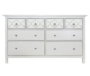 O Verlays Jasmine Kit For Ikea Hemnes 8 Drawer Dresser