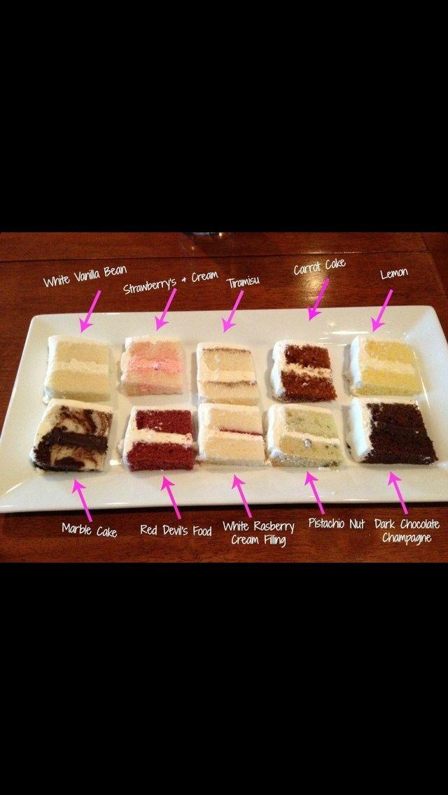 top 10 popular cake flavors