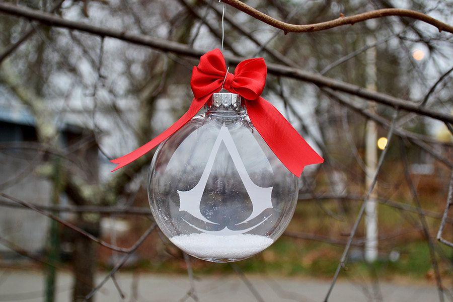 Assassins Creed Christmas Ornament  Christmas Ideas  Pinterest
