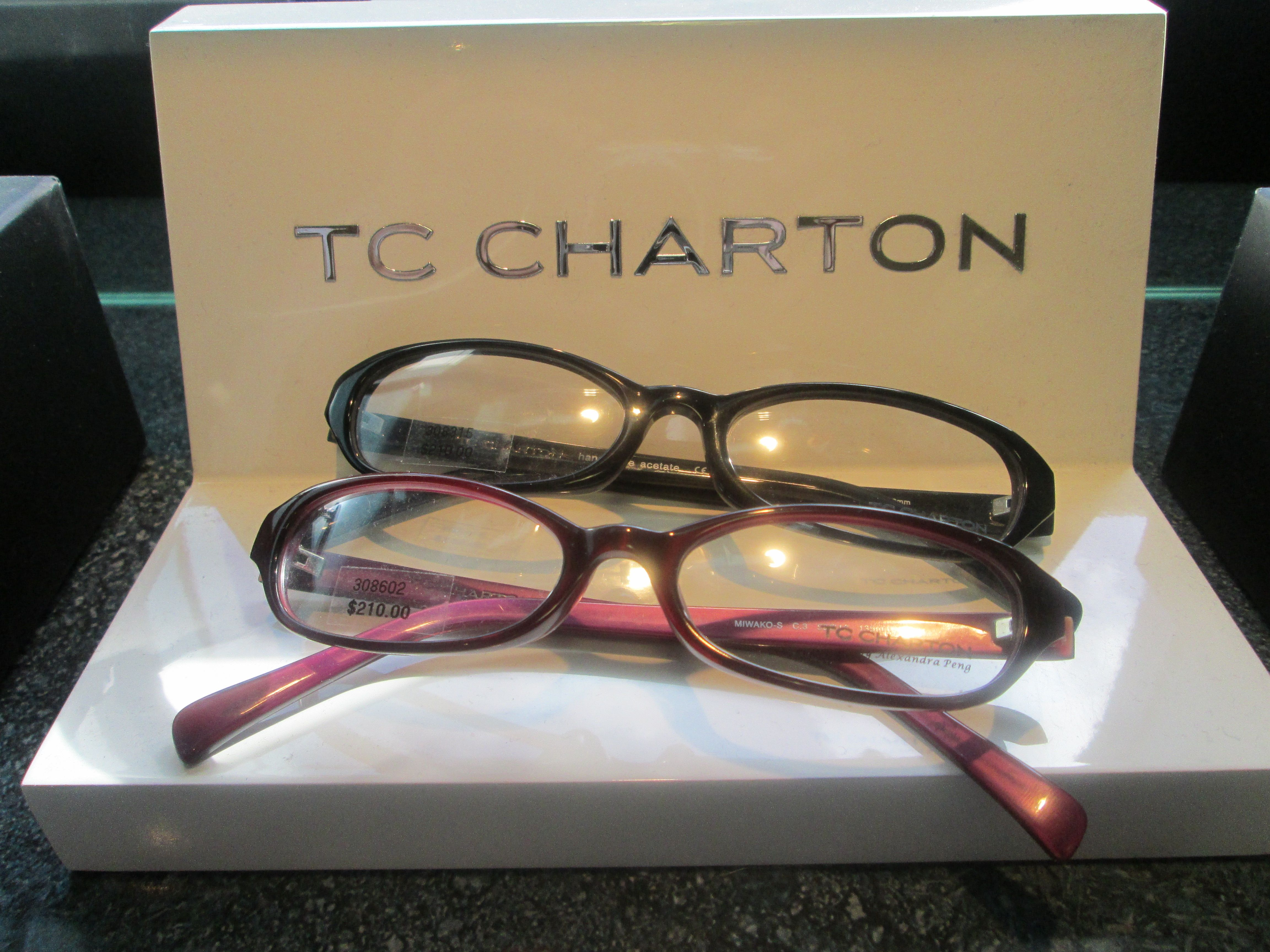 We carry frames from TC Charton, made for an \