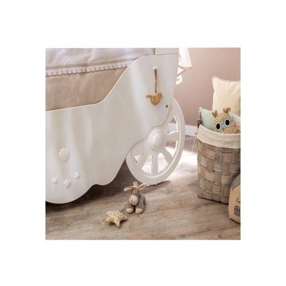 Cuna Fairy-Cunas bebes Cilek | Cunas camas y muebles para niños ...