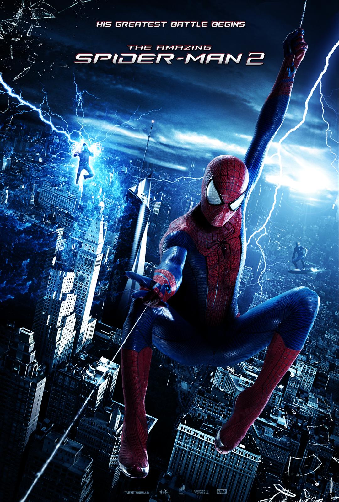 Download film the amazing spider man 2 2014 bluray 720p subtitle indonesia http