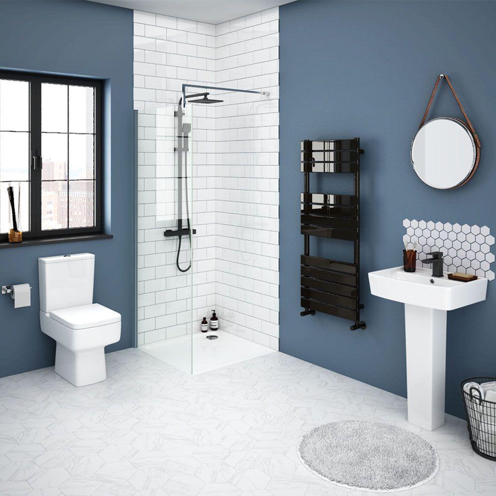 Brooklyn En-Suite Bathroom Suite | Victorian Plumbing UK ...