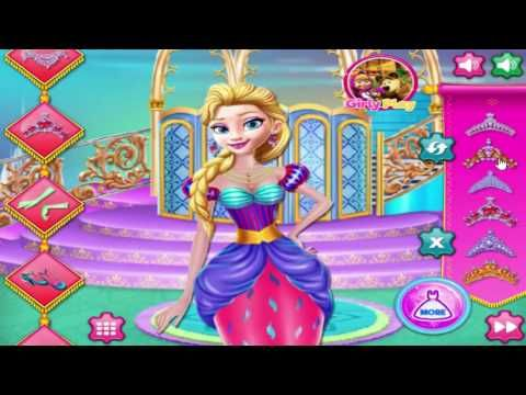 Disney Frozen games: Fashion Princess Tailor and PJ Party - Dress up ...