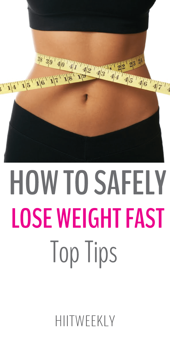 Habits That Will Help You Lose Weight Fast