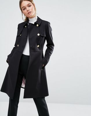 Ted Baker Nusa A-Line Fitted Trench Coat