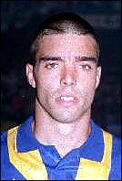 Martin Cardetti Campeon Con Rosario Central En Copa Conmebol 1995
