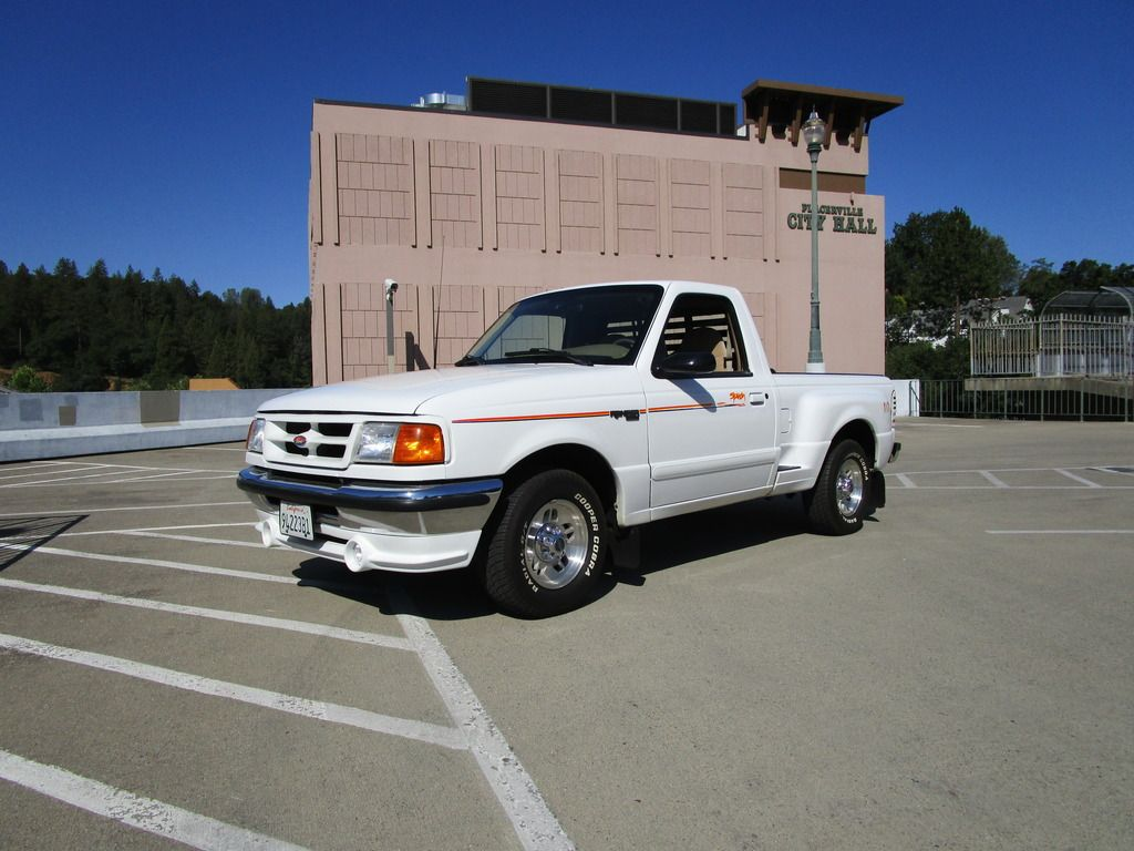 Pictures Of My 97 Xlt Splash The Ranger Station Forums Ford