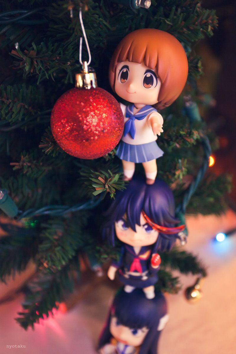 Kill la Kill nendoroids | Nendoroid Christmas | Pinterest | Kill la ...
