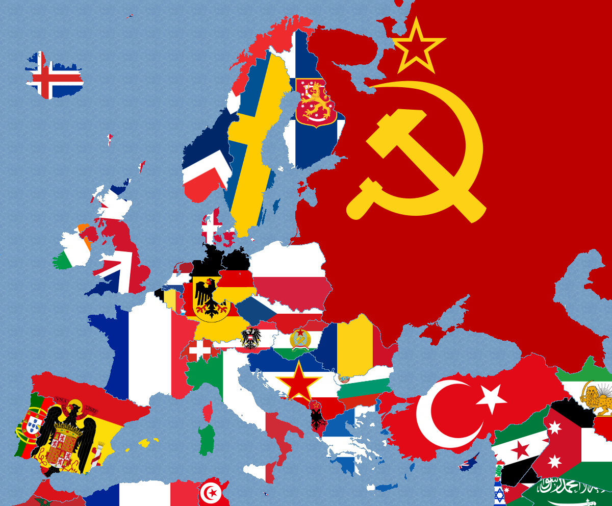 europe flag map 1950 more pins like this at fosterginger