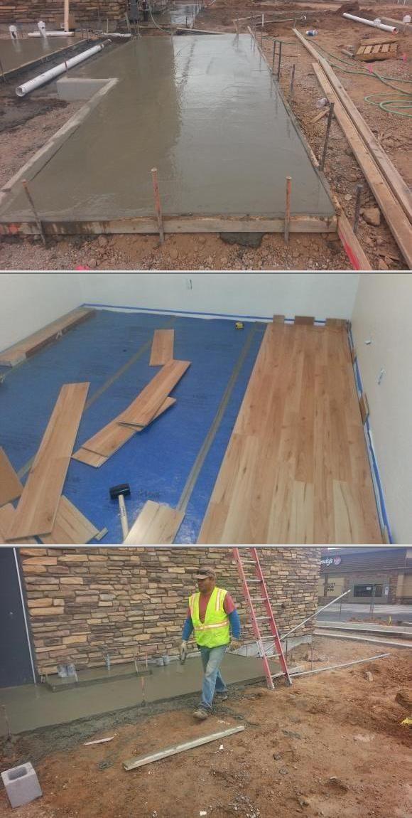 Construction Services Construction Services Stucco Repair Yard Project