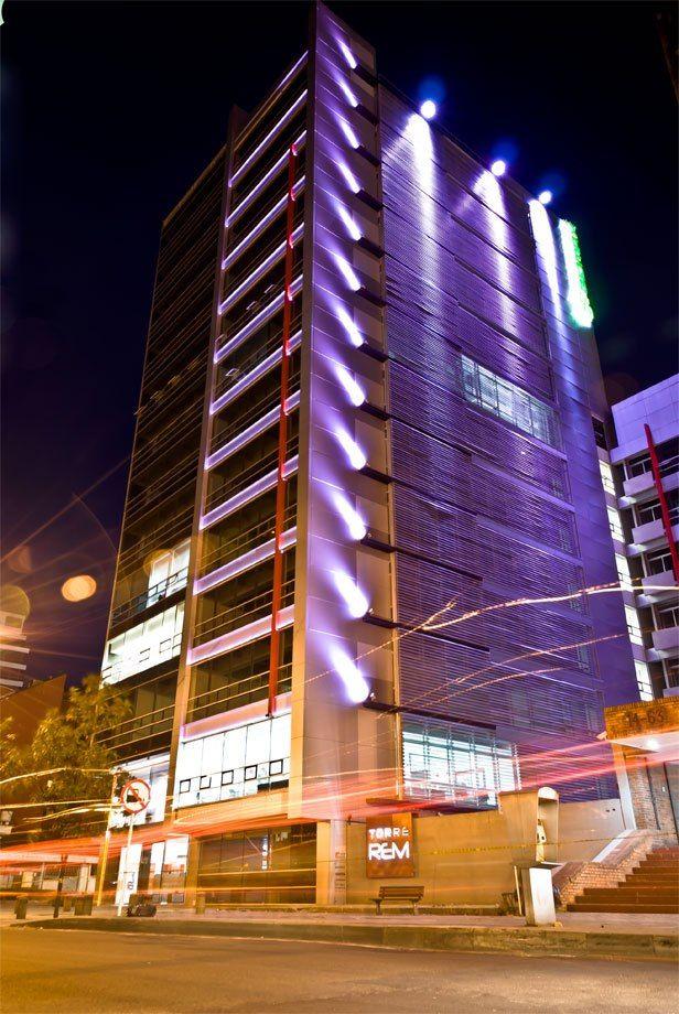 Torre REM, renovación urbanística