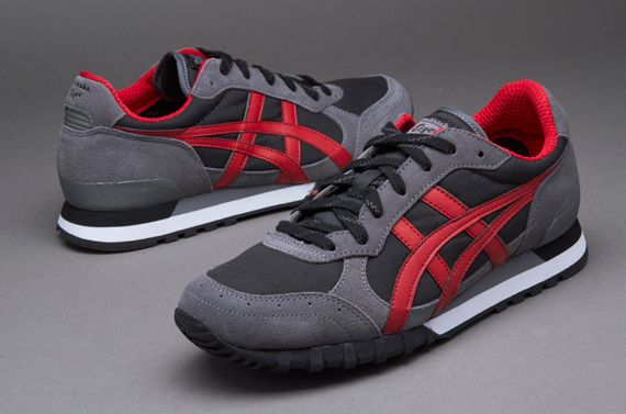 finest selection e2d59 8dab3 Onitsuka Tiger Colorado Eighty-Five - Black / Red | Sneaks ...