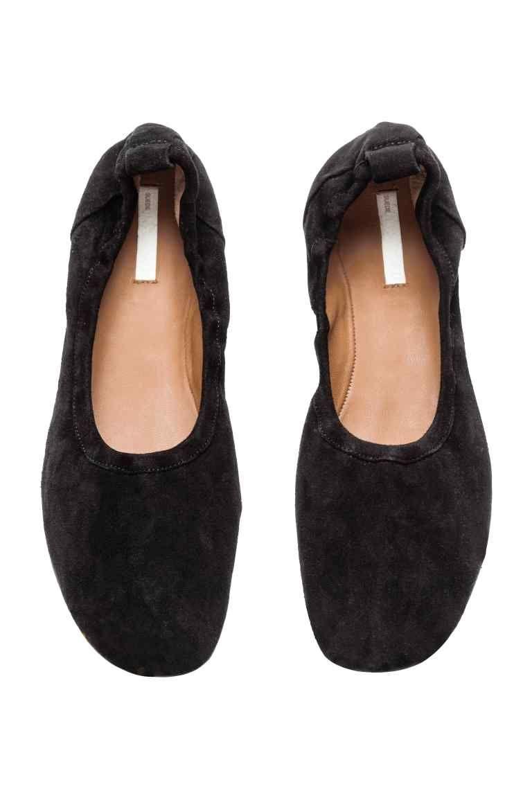 10b5beac905 Soft ballet pumps - Black - Ladies