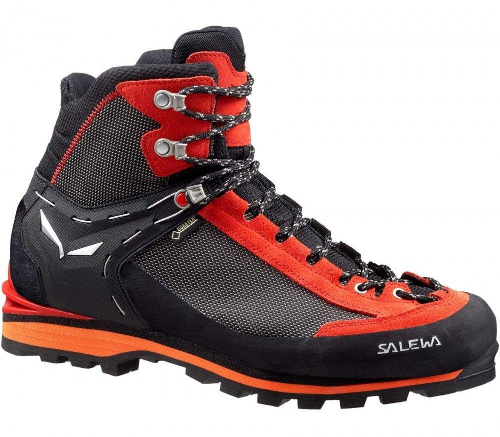 Zapatos negros Salewa Crow para mujer mQ448A17t