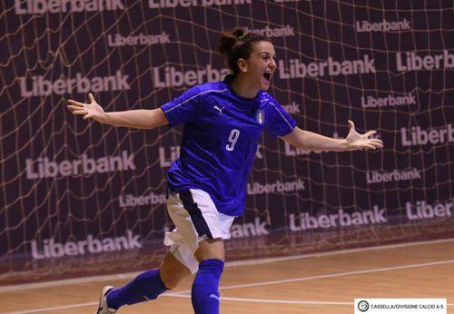 Calcio 5 Torneo Quattro Nazioni: Portogallo-Italia 2-1